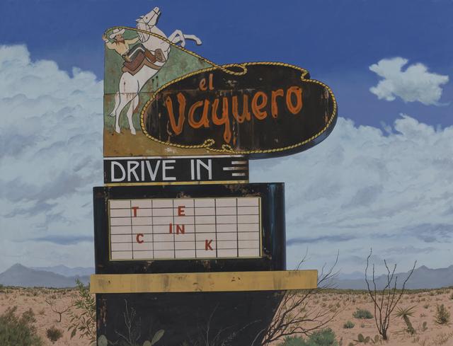 , 'Vaquero,' 2016, Artspace111