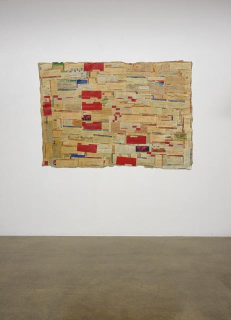 , 'Traversé,' 1988, Arario Gallery