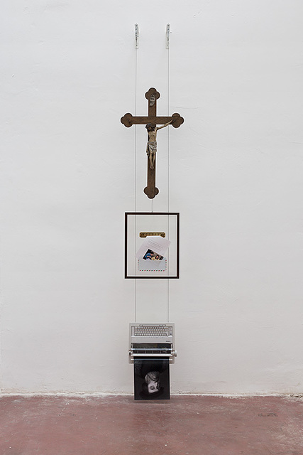 , 'Gifts returned (reading, believing), from the series Letters from Mexico,' 2014, Dvir Gallery