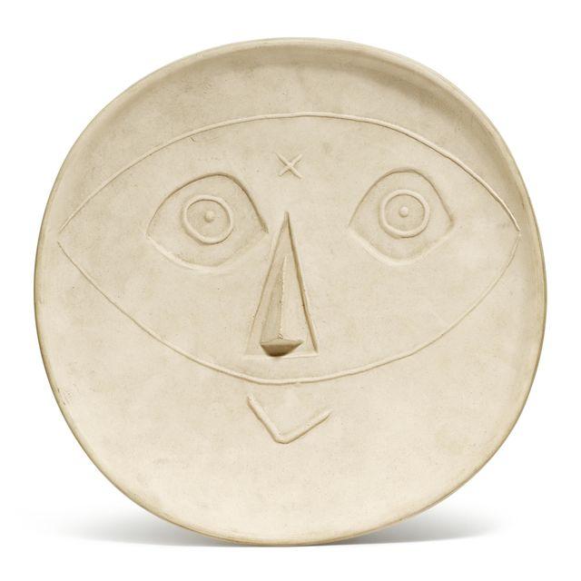 Pablo Picasso, 'Tête au masque', 1956, Koller Auctions