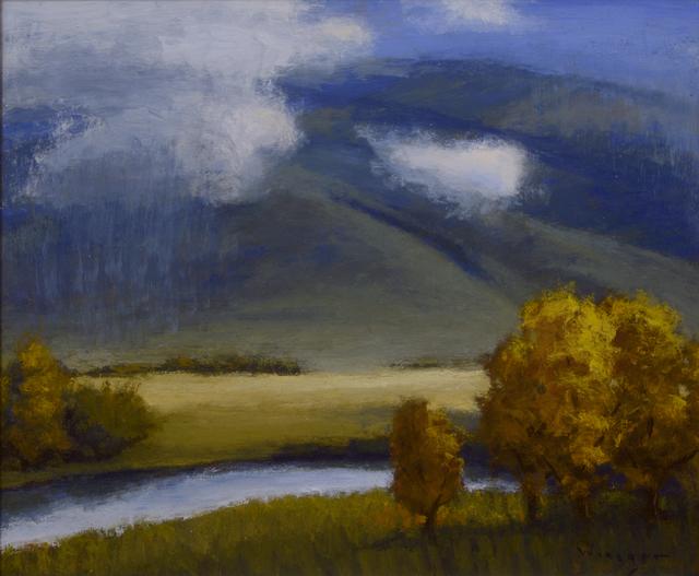 Seth Winegar, 'Low Clouds', 2019, Abend Gallery