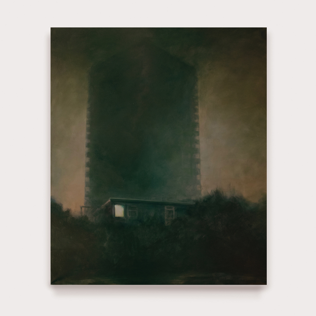 Paul Benney, 'Grenfell Tower (The Sleep of Reason)', ca. 2017, Anima Mundi