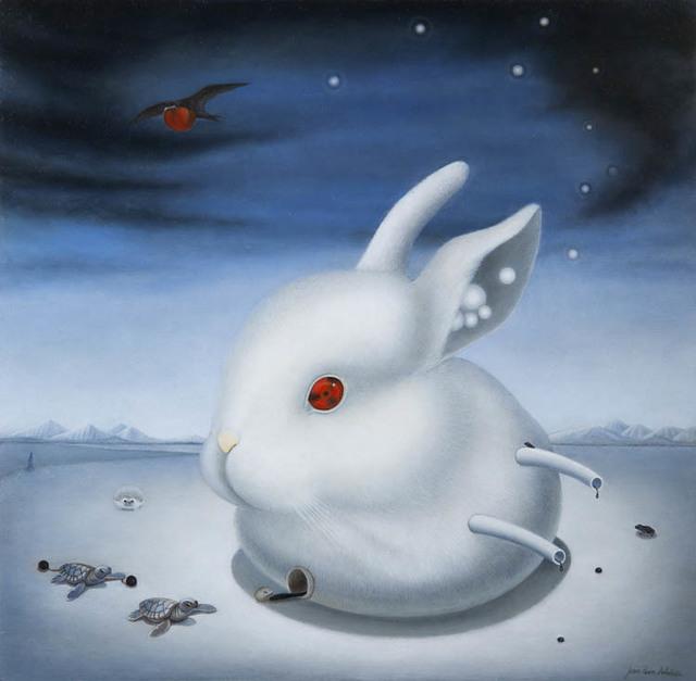 , 'Conejo Atomico,' 2013, AFA Gallery