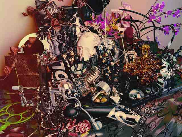 , 'Still Life With Pearls ©Nathalie Obadia,' 2014, Eva Hober