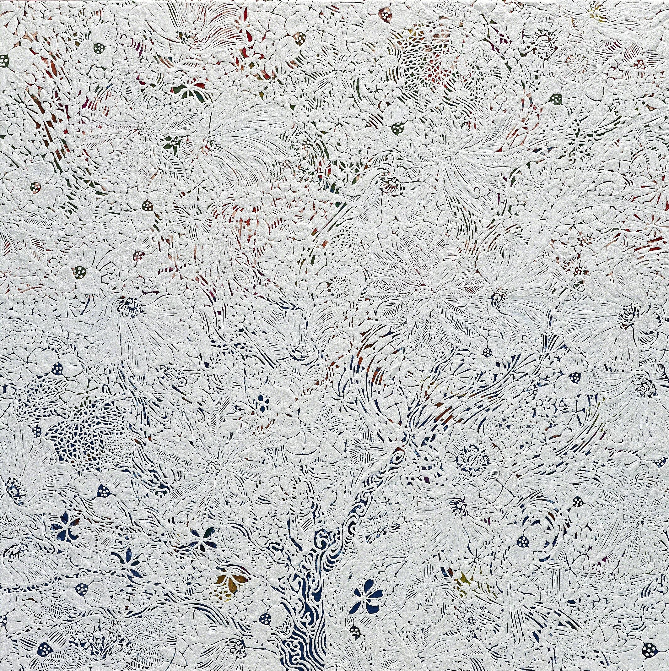 , 'Echoes-crystallization,' 2013, Mind Set Art Center