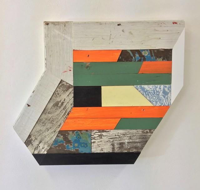 , 'A Sea Garden III,' 2018, The Schoolhouse Gallery
