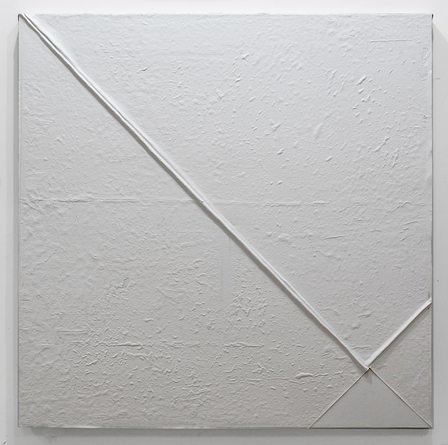 , 'A fold is a collapse–corner,' 2019, Steve Turner