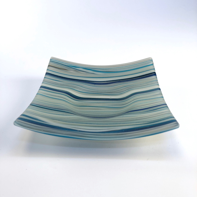 , 'Pastel Cane Dish 01,' , Bullseye Projects