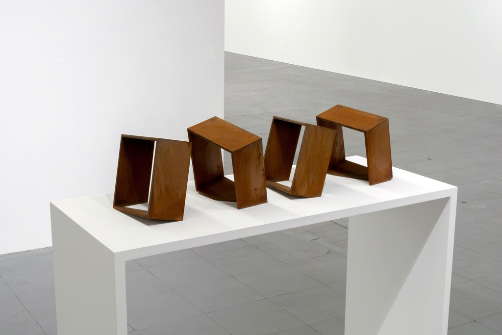 Sculpture by Thomas Lendvai in SOFT REBOOT.
