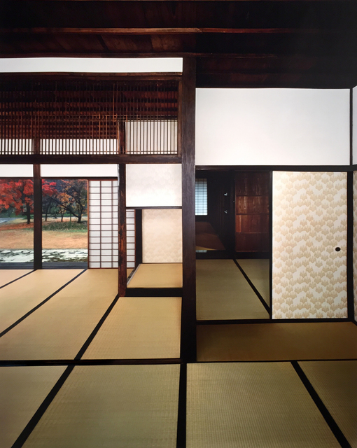 , 'Katsura Old Shoin from the North East,' 1982, Laurence Miller Gallery