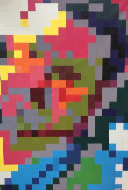 Jan De Schutter, 'PixelPainting #11', 2019, Maggio Art Consultancy