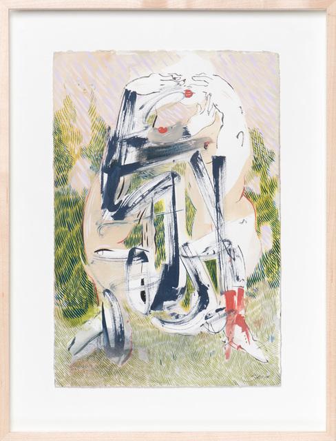 , 'Guise,' 2014, Moskowitz Bayse