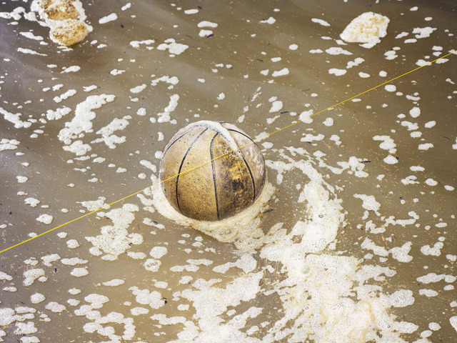 Peter Funch, 'Basketball', 2013, V1 Gallery