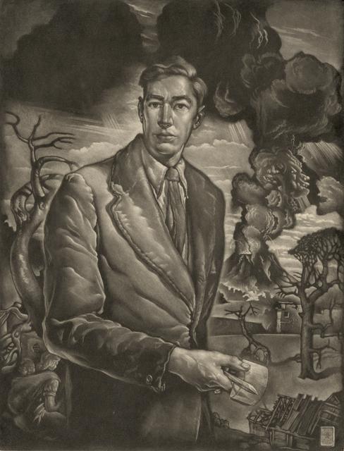 , 'Self, 1950,' 1950, Stone + Press Gallery