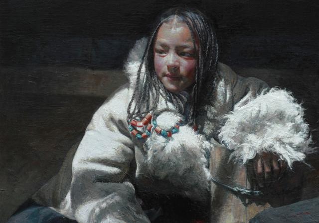 , 'Into the Wild II,' 2014-2015, Han Art