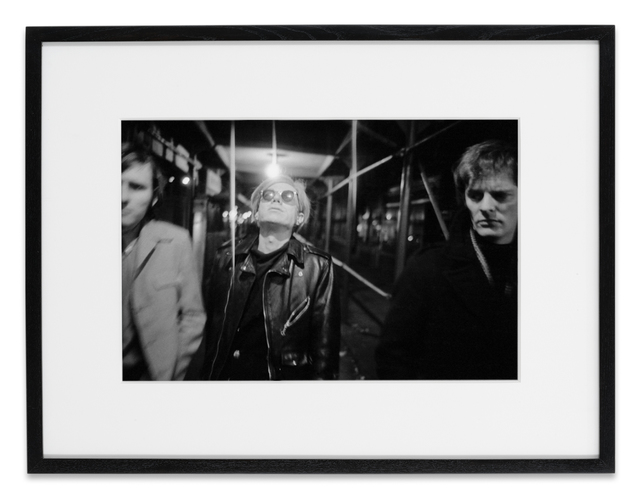 , 'Rod LaRod, Andy Warhol, Paul Morrissey,' 1965-67, Sprüth Magers