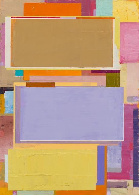 , 'Den Tisch in die Ecke stellen 24,' 2016, PIFO Gallery
