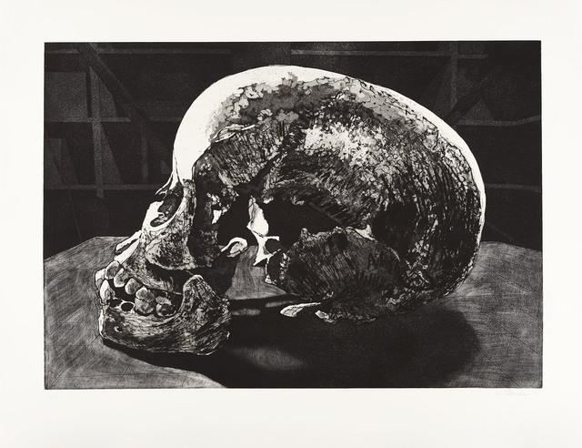 Walter Oltmann, 'Ex Situ (Child Skull)', 2015, Goodman Gallery