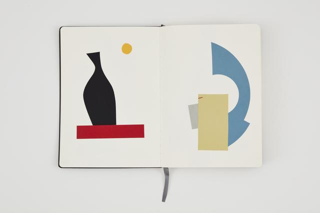 , 'Visual Score (Small Worlds after W. Kandinsky),' 2017, Casey Kaplan