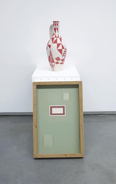 , 'La penitencia del cubista,' 2017, Espacio Mínimo
