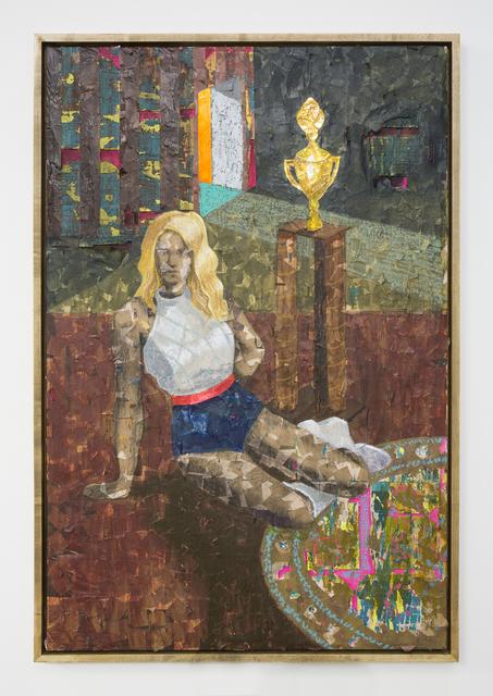 , 'Trophy,' 2019, Night Gallery