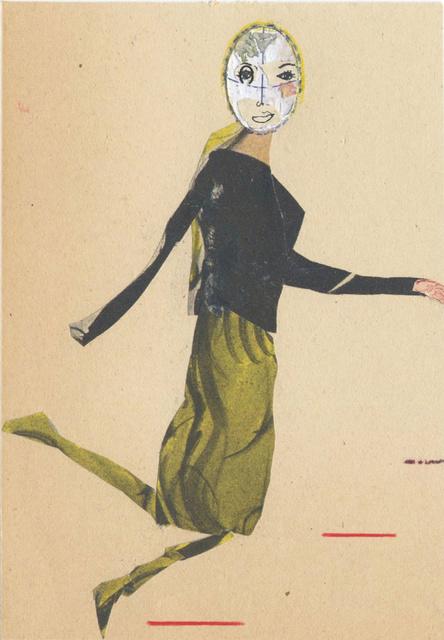 , 'Promenade Girl,' 2014, Spotte Art