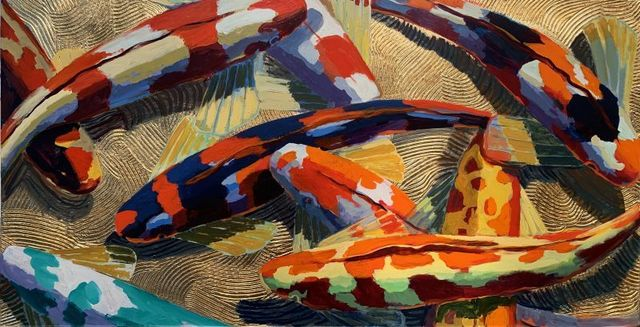 Frank Hyder, 'Leopard Pass', 2019, Ode to Art