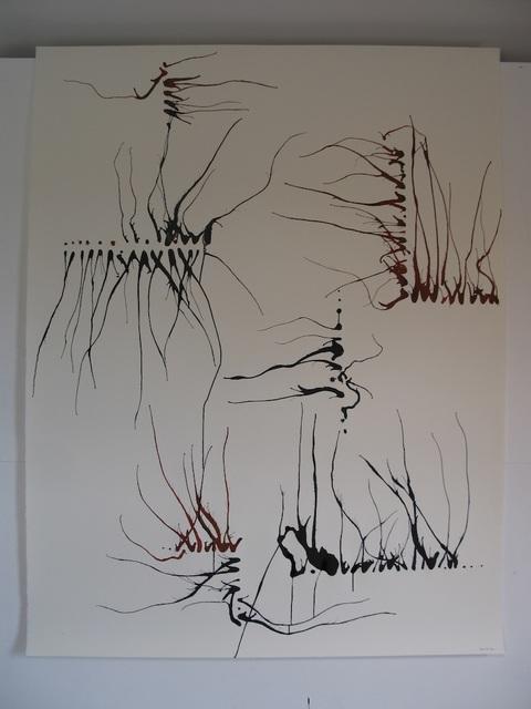 Denise Mc Cabe, 'Minimal Breath Drawing 1', 2019, Maggio Art Consultancy