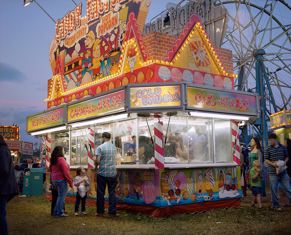 , 'Carnival, Pittsfield Massachusetts,' , Gitana Rosa Gallery