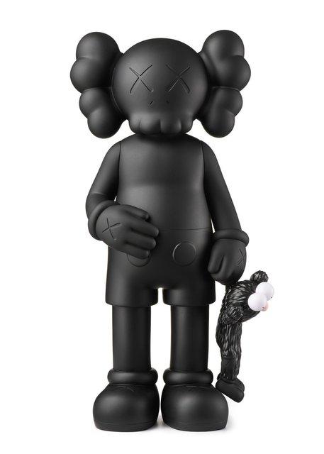 KAWS, 'Share (Black)', 2020, Sculpture, Painted cast vinyl, Lougher Contemporary