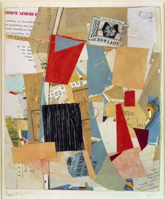 Kurt Schwitters, 'Cottage', 1946, ARS/Art Resource