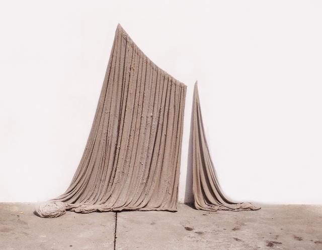 , 'Monumento à Deriva Continental [Continental drift monument],' 2015, Galeria Millan