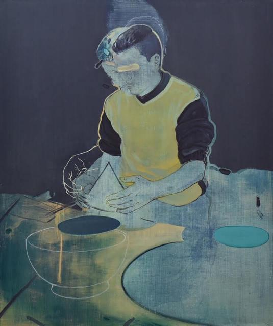 , 'Perplexité,' 2018, L'Atelier 21