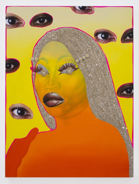 , 'Sensitive,' 2018, De Buck Gallery