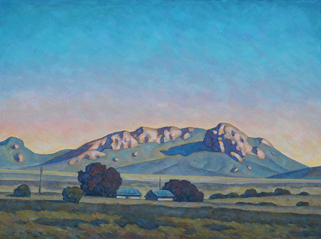 ", '""Rocky Ridge"",' 2018, Maxwell Alexander Gallery"