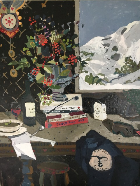 , 'Pinot in the snow,' 2017, Piermarq