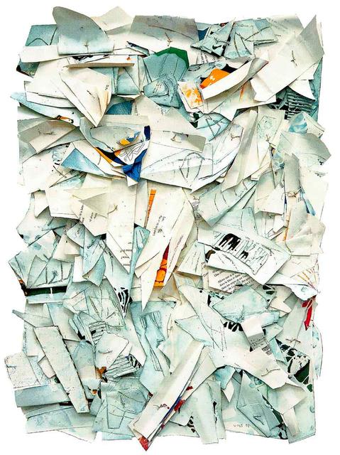 , 'Site 29,' 1992, Mario Mauroner Contemporary Art Salzburg-Vienna