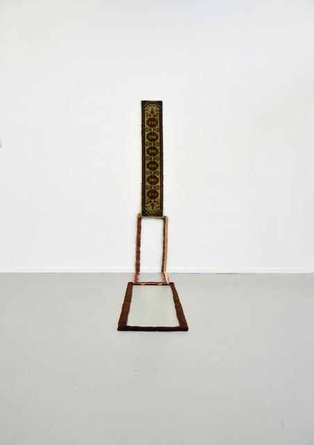 , 'El Origen del rectángulo,' 2014, Oficina #1