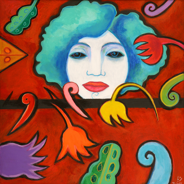 , 'Spring Fever,' 2016, Hafez Gallery