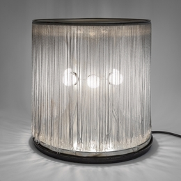 A table lamp  '597' model