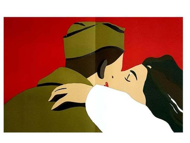 Eduardo Arroyo, 'Eduardo Arroyo - French Freedom - Original Lithograph', 1984, Galerie Philia