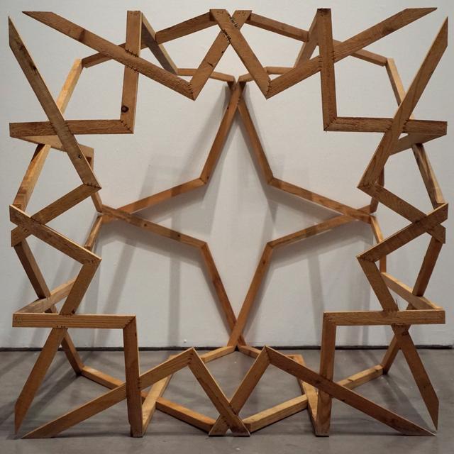 , 'Arabesque #3 (Fragment),' 2015, Zemack Contemporary Art
