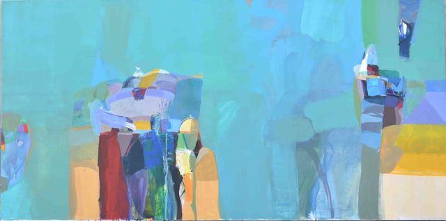 , 'Untitled ,' 2017, al markhiya gallery