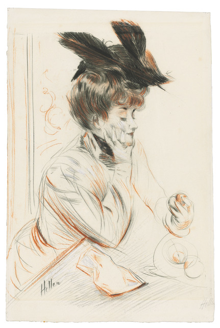 , 'Etude de Mme Helleu - Les Pommes,' 1895-1898, William Weston Gallery Ltd.