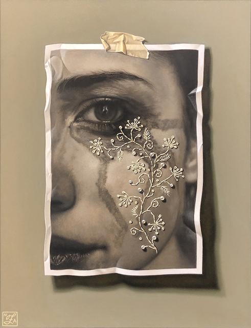 , 'Lacrimosa,' , Clark Gallery