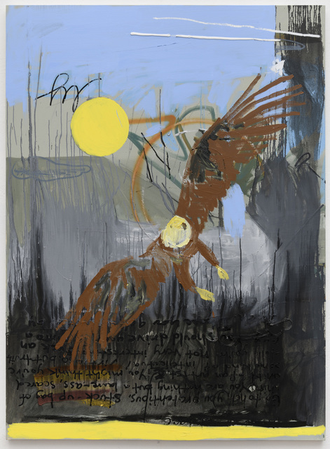 , 'Tail Feathers,' 2018, Samuel Freeman