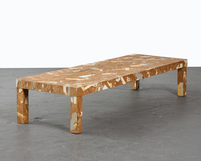 ", '""Celia"" series coffee table,' 2002/2003, R & Company"