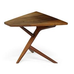 Cross-legged side table, New Hope, PA