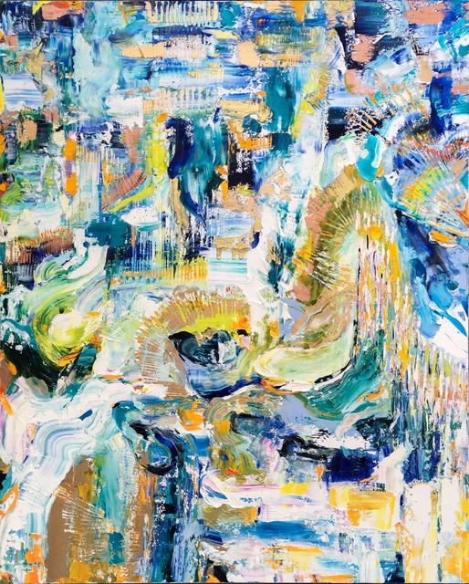 Natalia Wrobel, 'Meraki III', 2017, Painting, Oil on canvas, Abigail Ogilvy Gallery