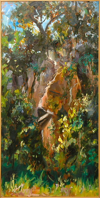 Raoul Middleman, 'The Old Quarry', 2002, C. Grimaldis Gallery